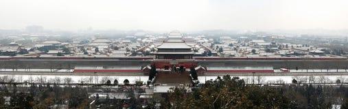 Palais impérial (ville interdite) images libres de droits