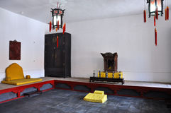 Palais impérial de Shenyang, Chine Photo stock