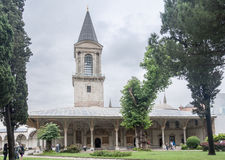 Palais Istanbul de Topkapi Images libres de droits
