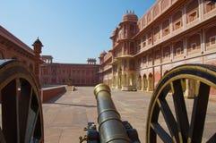 Palais Jaipur de ville Photos libres de droits