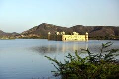 Palais Jal Mahal India images libres de droits