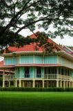 Palais kathayawan de Maruek dans Huahin, Thaïlande Images libres de droits