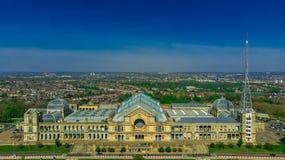 Palais Londres d'Alexandra image stock