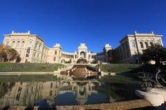 Palais Longchamp стоковое изображение