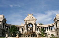 Palais longchamp Lizenzfreies Stockbild