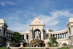 Palais longchamp Royalty Free Stock Photo