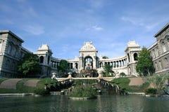 Palais longchamp Stockbild