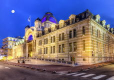 Palais Lumiere, Evian, France Royalty Free Stock Photography