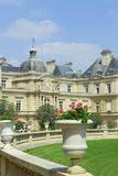 Palais of luxembourg Royalty Free Stock Photography