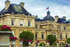 Palais Luxembourg, Paris Royalty Free Stock Images