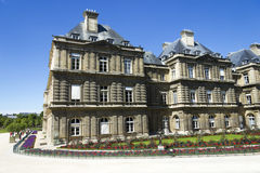 Palais Luxembourg, Paris, France Royalty Free Stock Photography