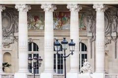 Palais magnífico París Francia Foto de archivo libre de regalías