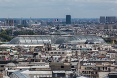 Palais magnífico París Francia Imagenes de archivo