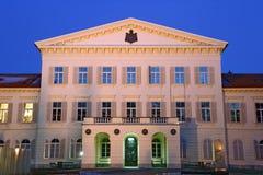 Palais Meran, Graz immagini stock libere da diritti