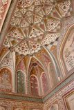 Palais musulman - fort ambre Image libre de droits