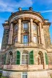 Palais néoclassique à Kassel photos stock