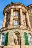 Palais néoclassique à Kassel image libre de droits