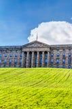 Palais néoclassique à Kassel photo stock