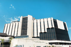 Palais national de culture, Sofia, Bulgarie Photo stock