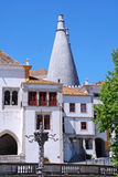 Palais national de Sintra (Portugal) Images stock