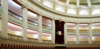 Palais national Mexique, Image stock