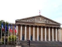 palais nationale бербона assemblee Стоковая Фотография RF