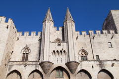 Palais Neuf, Avignon Stock Photography