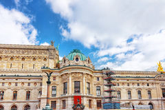 Palais or Opera Garnier Stock Images