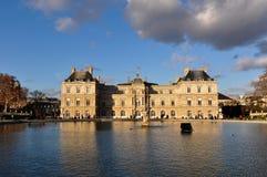 palais paris дворца du Франции Люксембурга Стоковые Фото