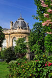 palais paris Франции Петит Стоковое фото RF