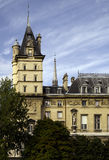 palais paris de правосудия Стоковое Фото