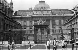 palais paris de правосудия Стоковые Изображения RF