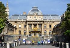 palais paris de правосудия Стоковая Фотография