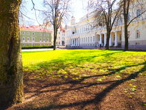 Palais présidentiel de la Lithuanie, Vilnius Photos stock