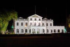 Palais présidentiel de Paramaribo Photographie stock