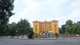 Palais présidentiel Hanoï Images stock