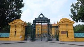Palais présidentiel Hanoï Images libres de droits