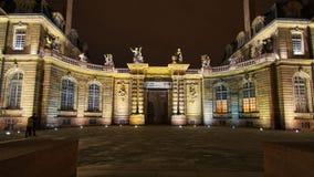 Palais Rohan Imágenes de archivo libres de regalías