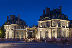 Palais Rohan, Strasbourg Stock Images