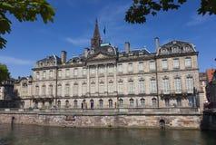 Palais Rohan, Strasbourg Royalty Free Stock Images