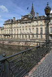 Palais Rohan - Strasbourg - France Royalty Free Stock Image