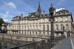 Palais Rohan - Strasbourg - France Stock Photos