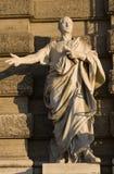 palais Rome de justice de façade de Cicero photos libres de droits