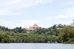 Palais royal au Brunei Photo libre de droits