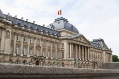 Palais Royal, Brussels Stock Photos
