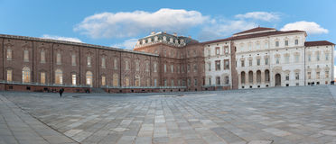 Palais royal de Venaria Image stock