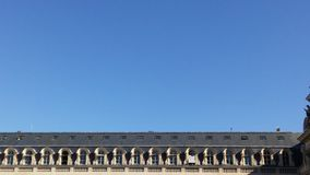 Palais Royal, París Foto de archivo