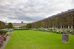 Palais Royal, Paris. Stock Photo
