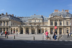 Palais-Royal, Paris Royalty Free Stock Photo