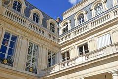 Palais Royale, Paris, Frankrike Royaltyfria Foton